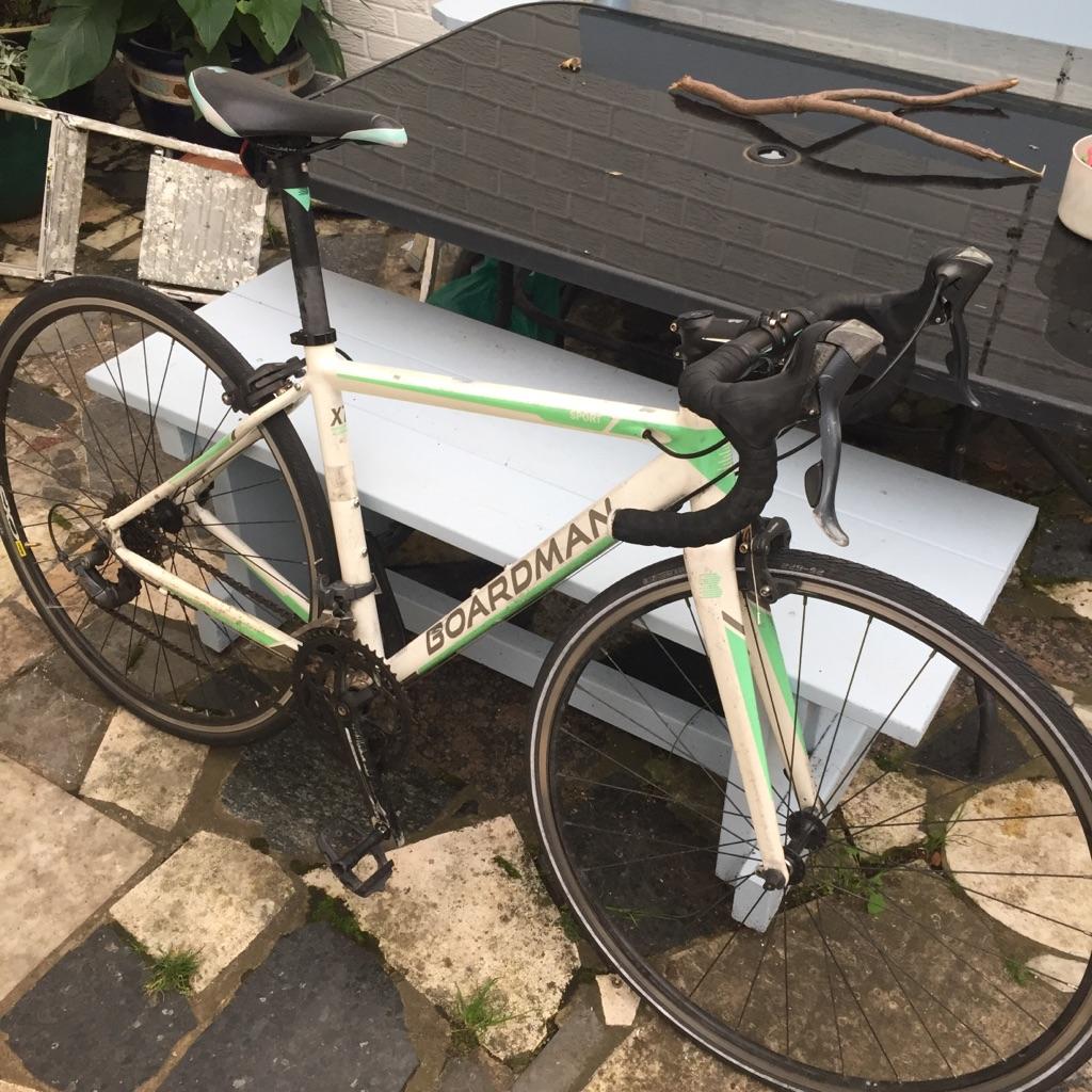 Boardman racer / road bike