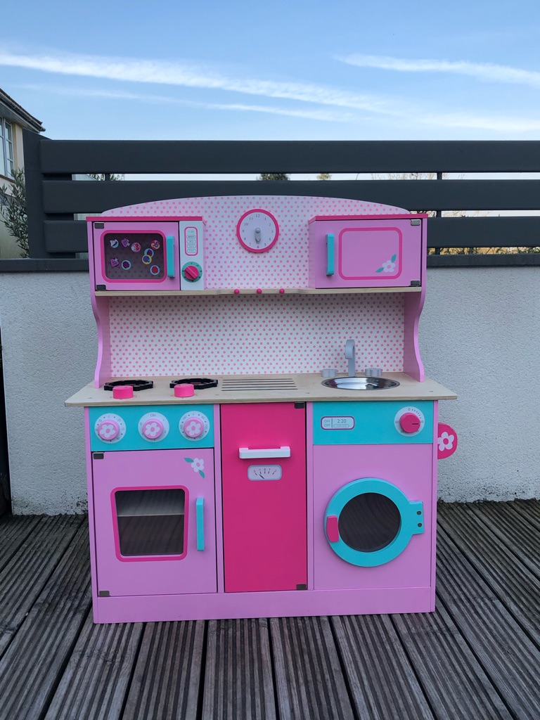 Wooden toy kitchen, Great Little Trading company