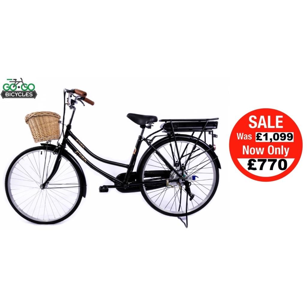 Electric bike Go Go Classic Brand New Sale