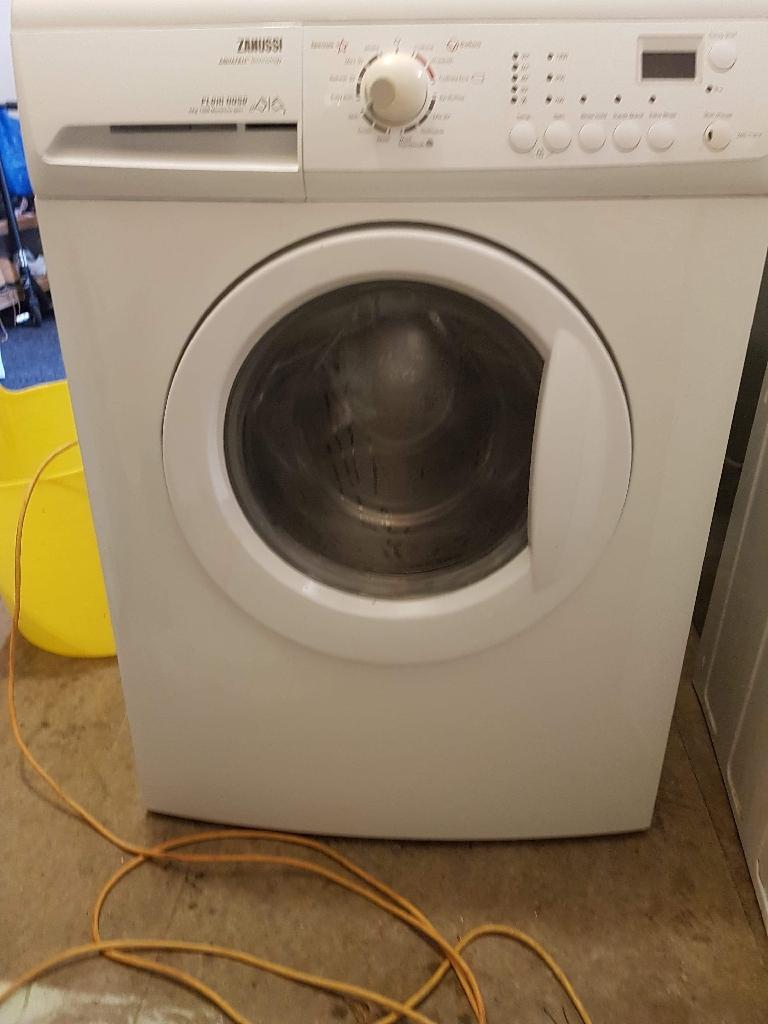 Zanussi washing machine immaculate condition