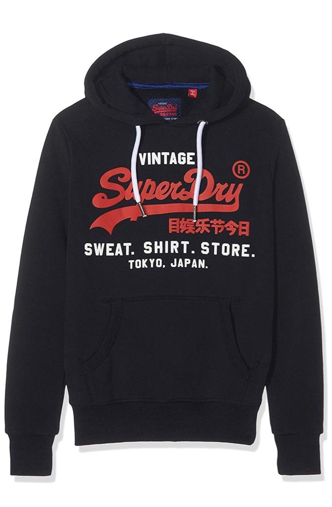 Superdry hoodie large