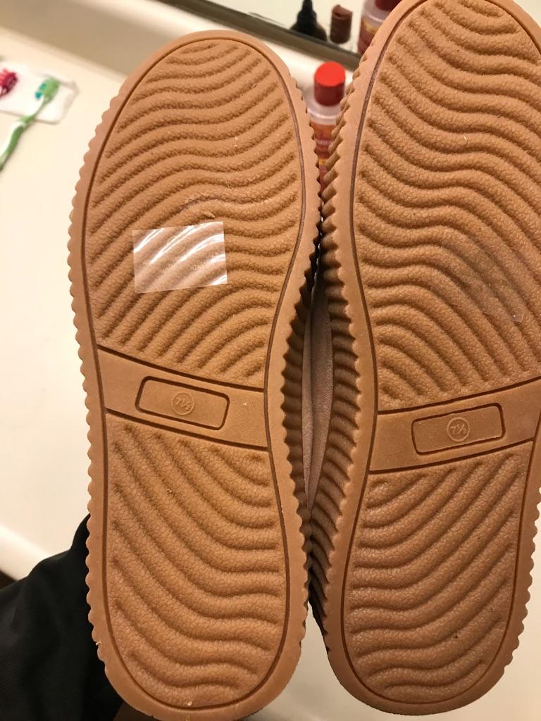 Women's Suede Platform Shoes