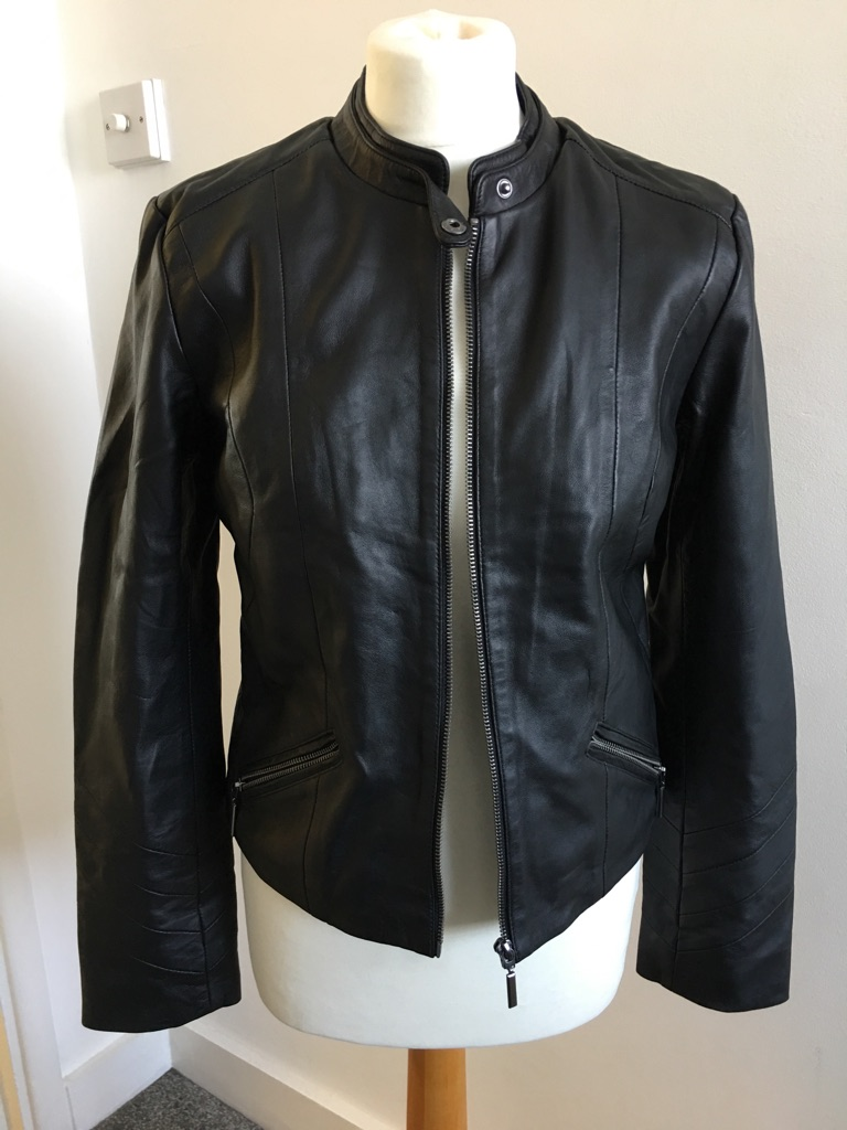 100% leather jack