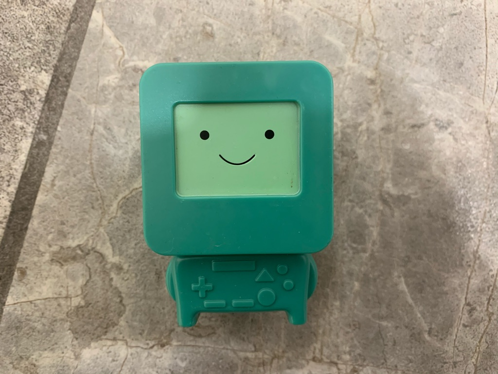 Adventure Time McDonald's Happy Meals Toy