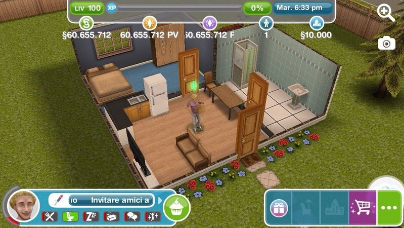 Sims freeplay money mod