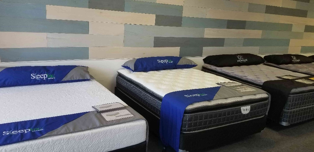 Factory Direct beds starting at $125 with warranty!