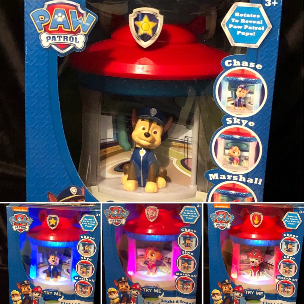 Paw Patrol light and sound Look Out Tower
