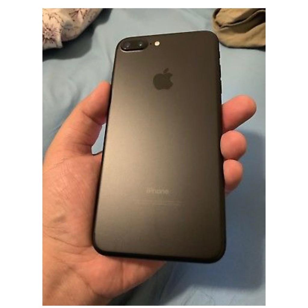 iPhone 7 Plus jet black 256 gb unlocked