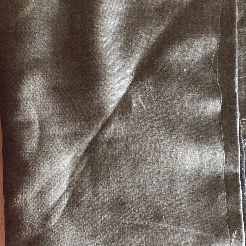 Dark Olive Green Suiting Material 3m