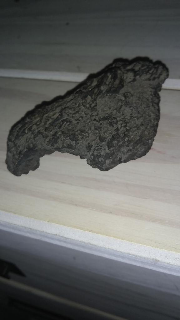 Volcano rock from moat Tedi