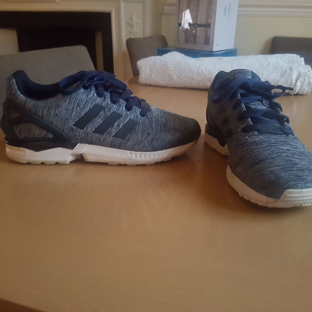 Flux addidas trainers