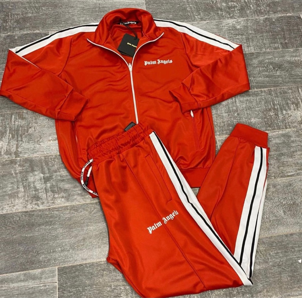 Palm angels size small tracksuit