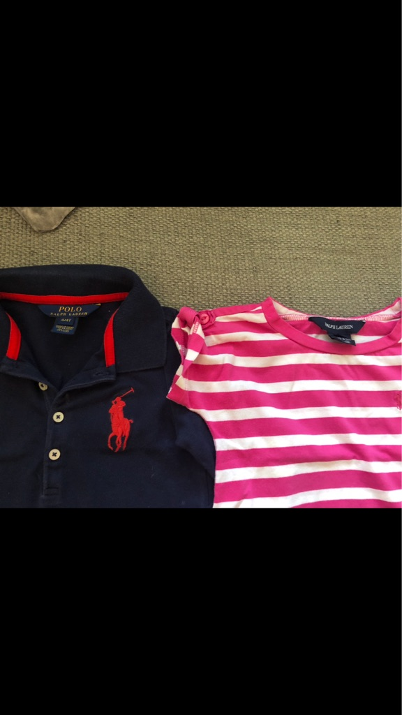 Genuine girls Ralph Lauren dresses