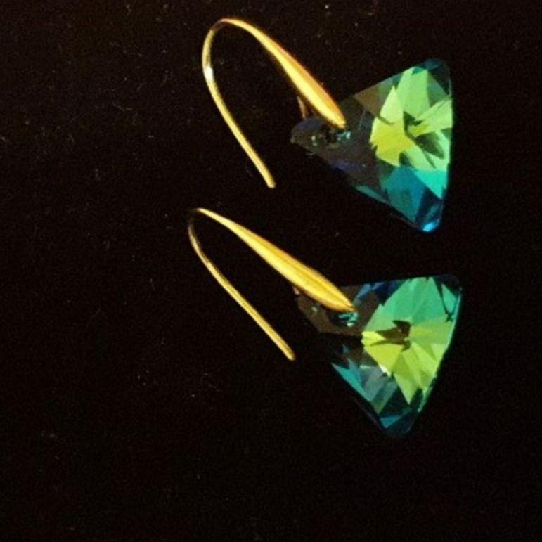 Swarovsky earings