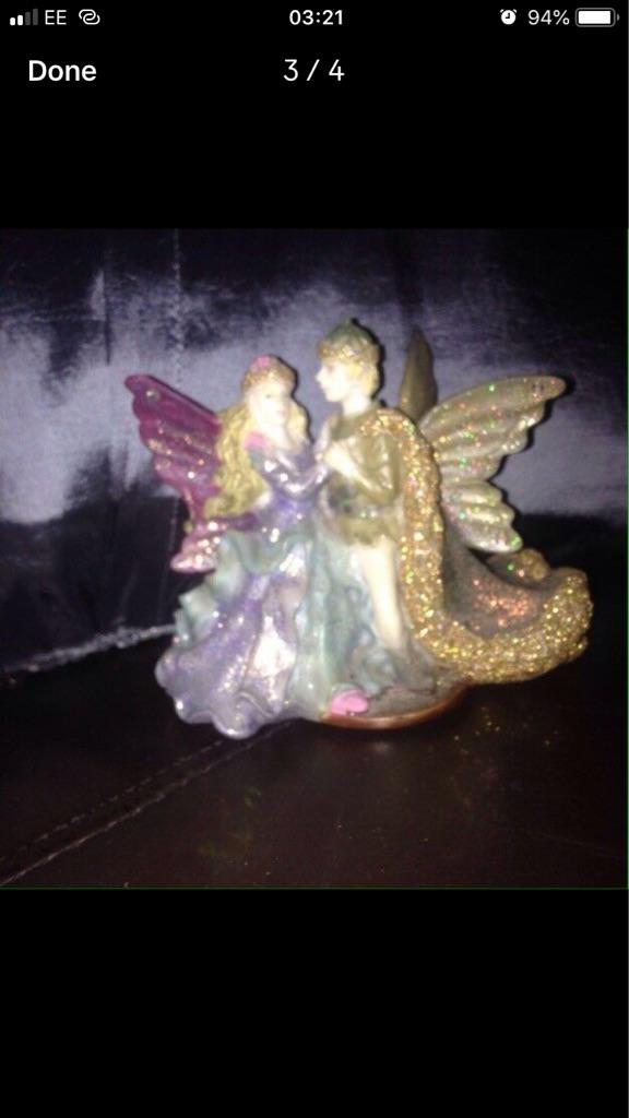 Kirks Folly Fairy Figurine