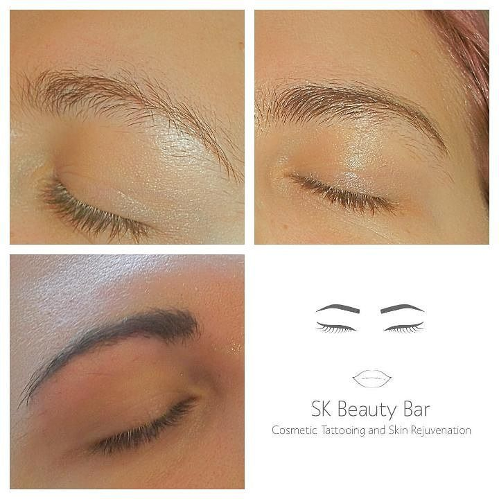 Want beautiful defined brows