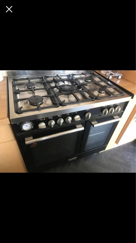 Baumatic double oven