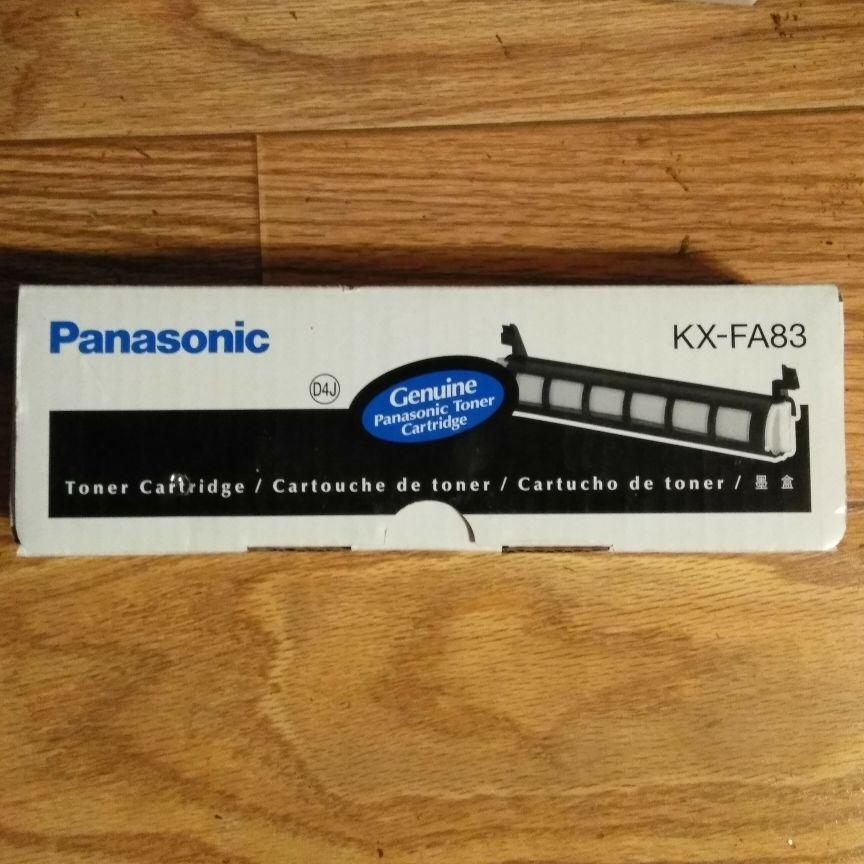 Panasonic Toner Cartridge