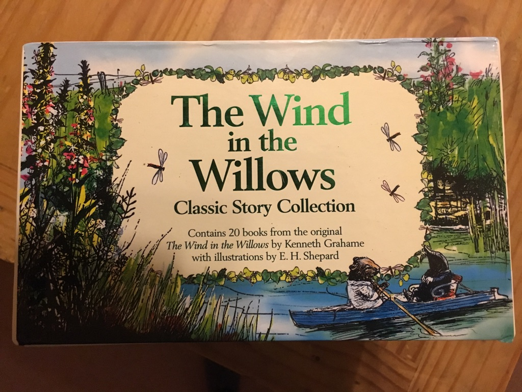 Wind in the willow book collection
