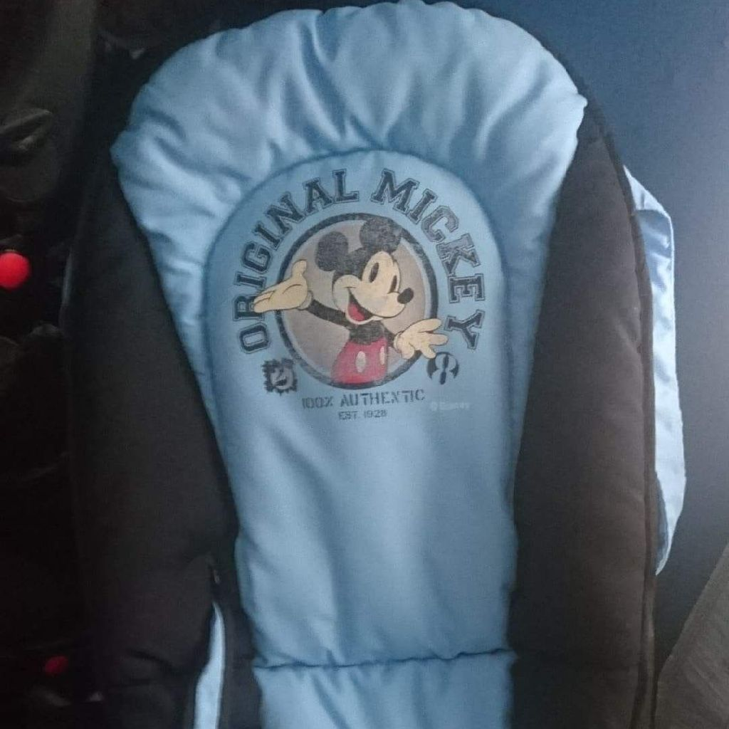 Mickey mouse baby chair