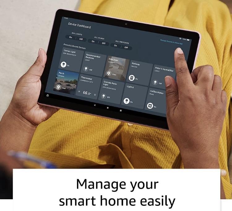 Fire tablet 2021 release