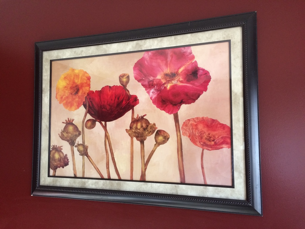 Picture painting framed wall art