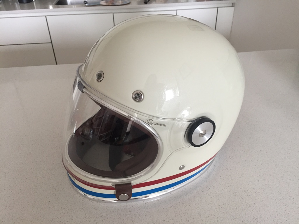 Bell Bullitt Helmet size XL