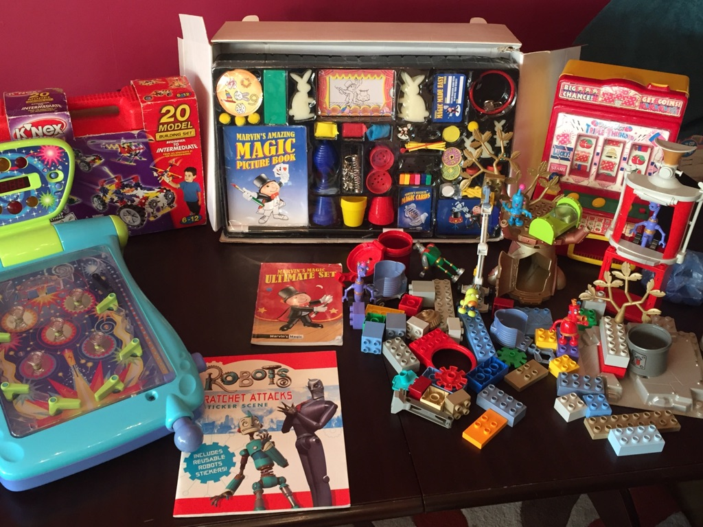 Big Bundle of Children's / Christmas Toys Of More Than 5 Big Items In Total