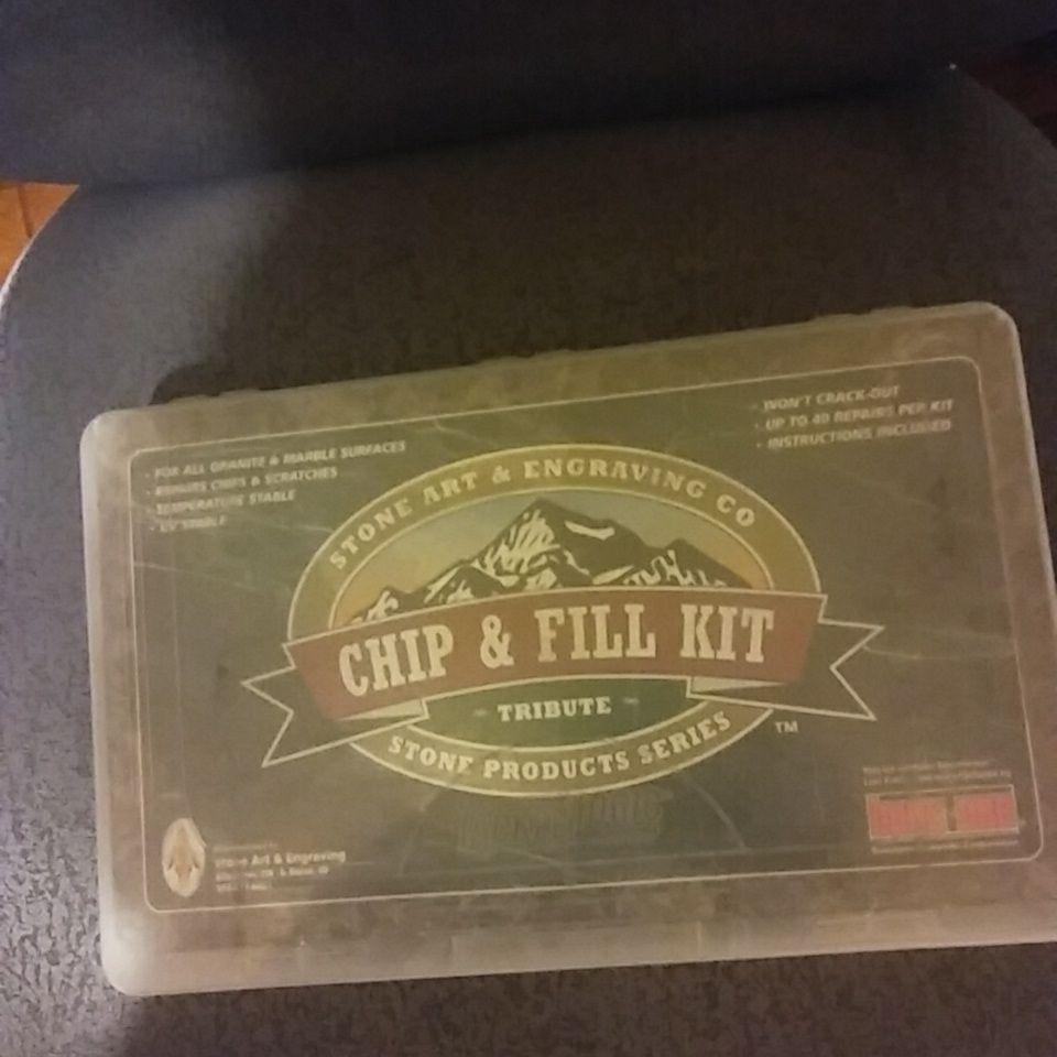 Chip/fill kit