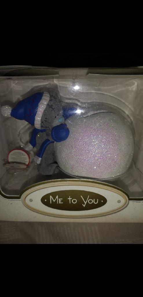 Me to you bear blue nose bear collectable money box