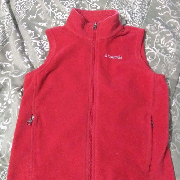 Boys size 7 vest
