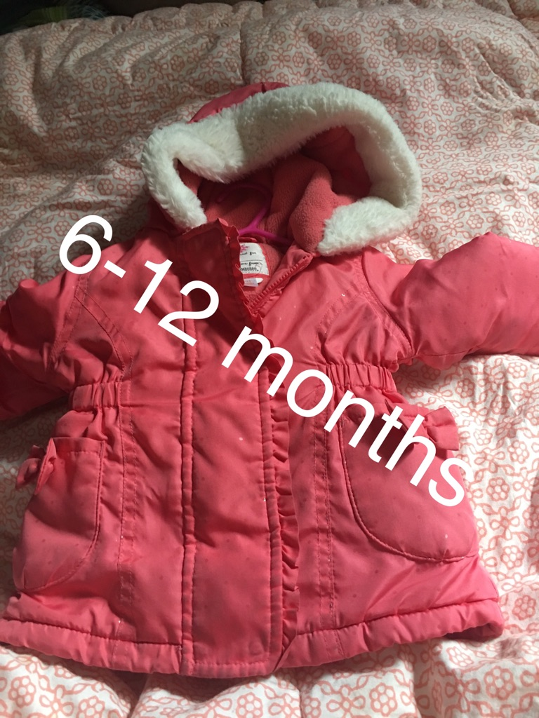 Gymboree Winter Coat