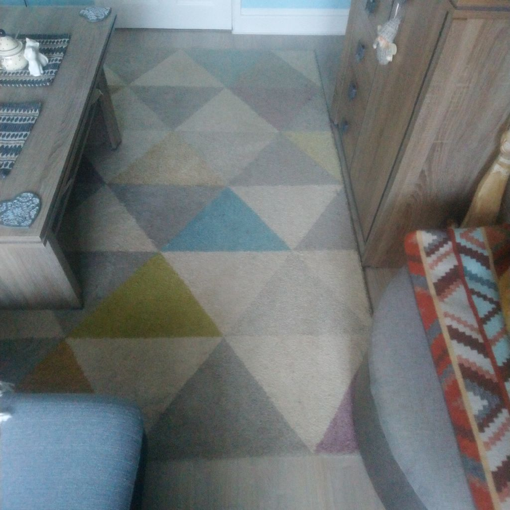 Multi-color rugs
