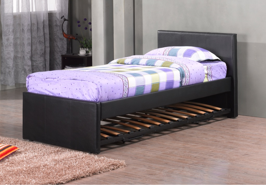 Single Bed with Trundle/Guest Bed - BRAND NEW