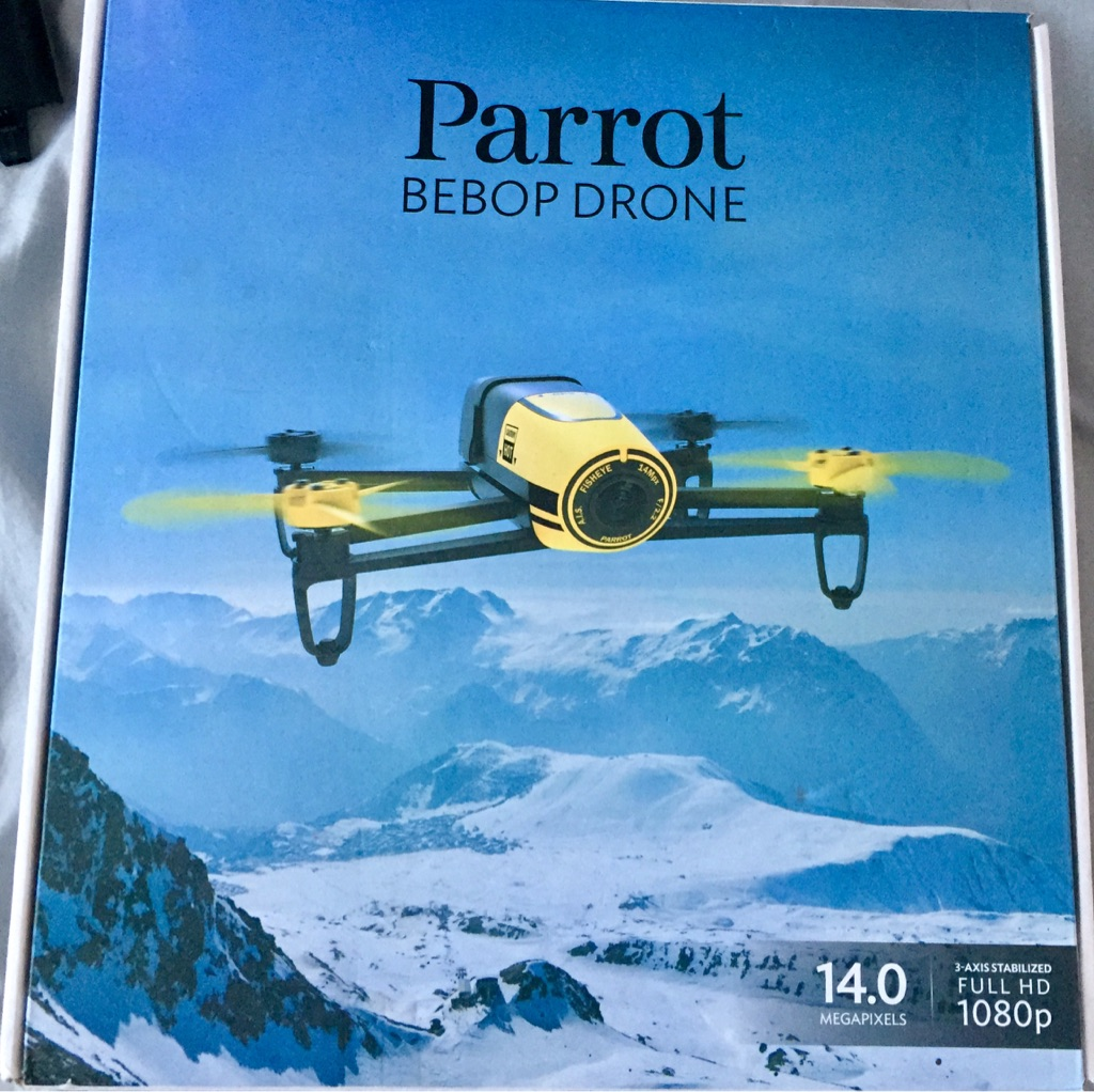Parrot Bebop Drone (for professional camera use)