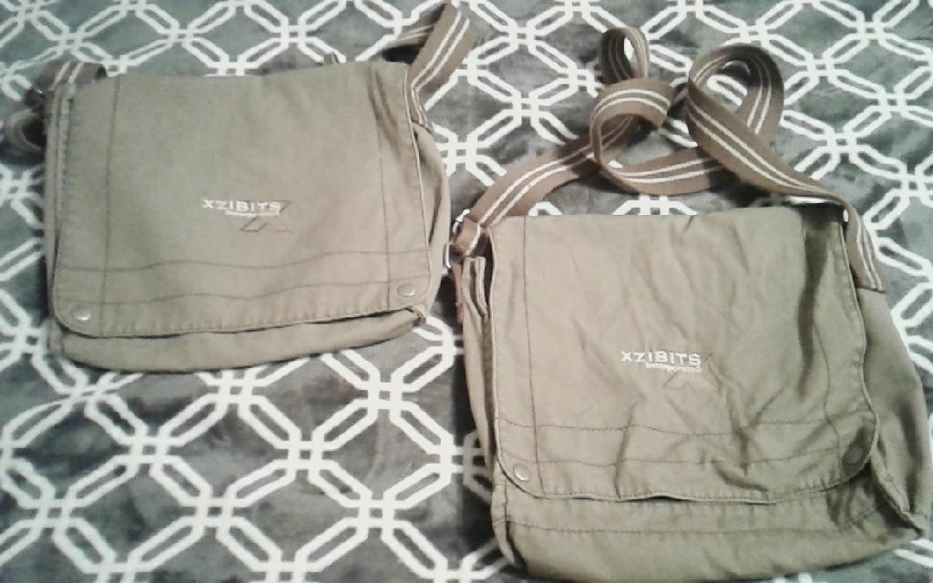 Set of 2 shoulder bags