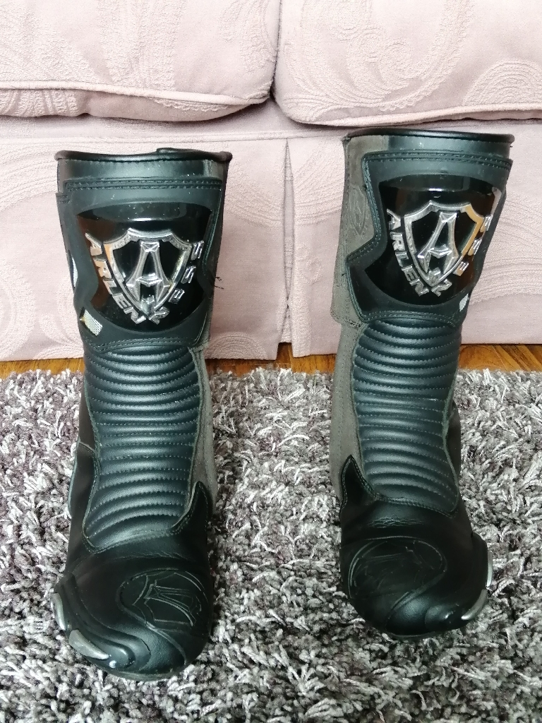 Arlen Ness Motorcycle boots