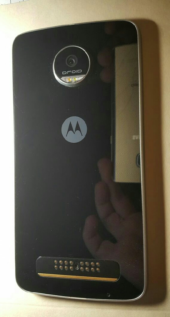 Moto Z Play Droid