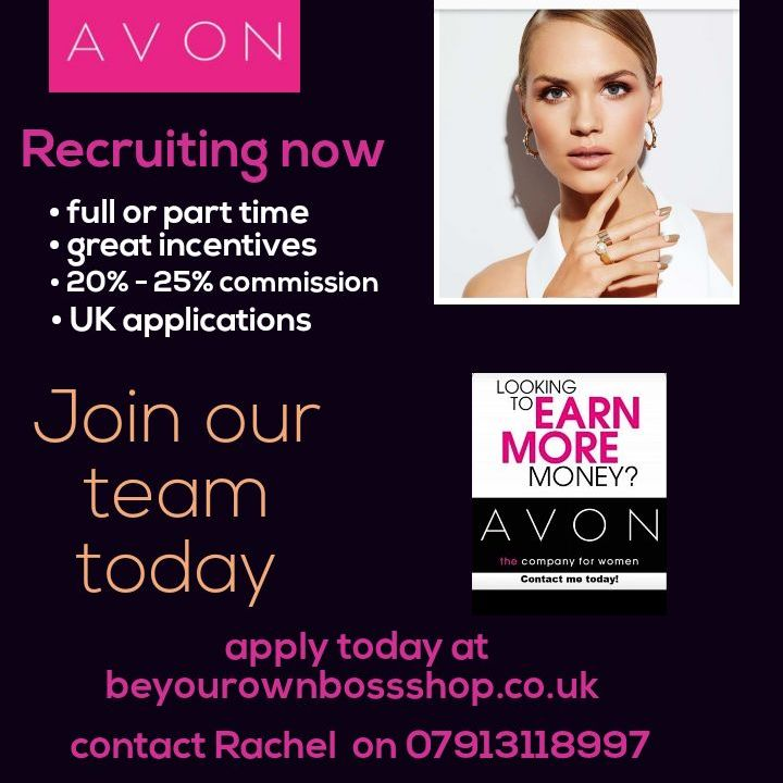 Avon representative in leeds area