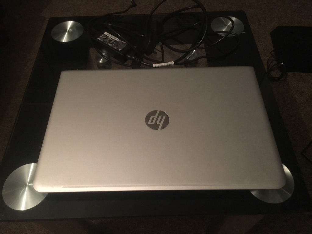 HP Envy 15-ah100na Laptop