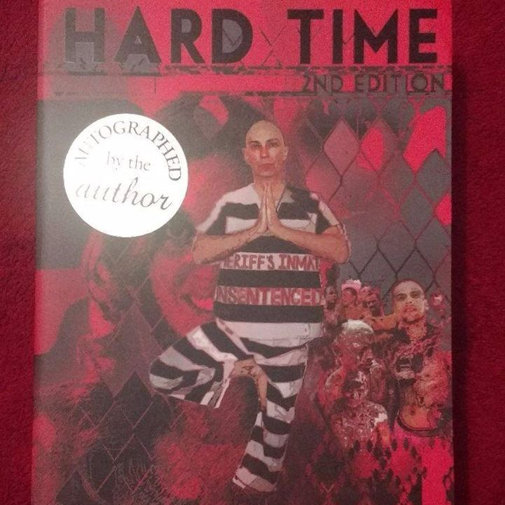 Shaun Attwood - Hard Time AUTOGRAPHED