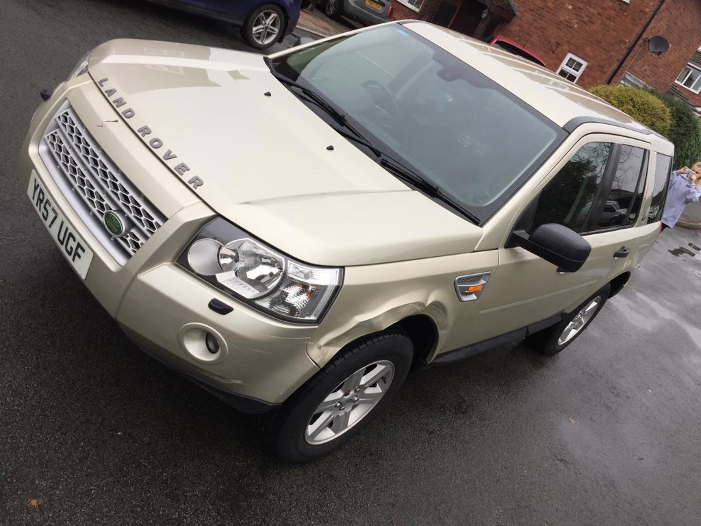 Freelander 2 for sale (near Burton)