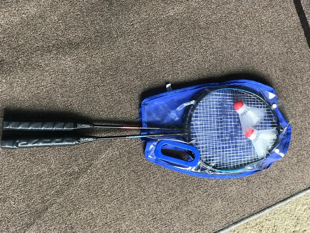 Sports 2- players Badminton/shuttlecock