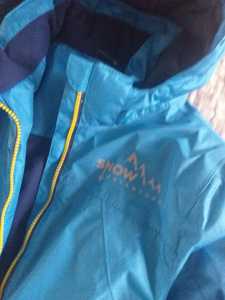 Boy winter jacket.  New 10-12y