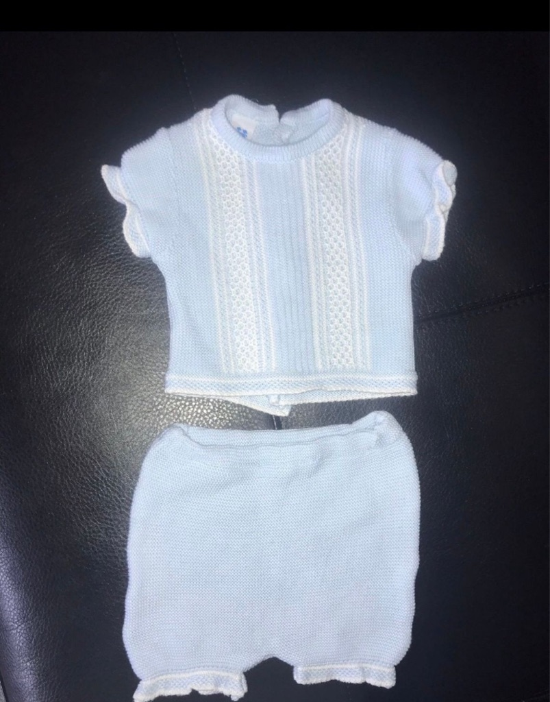 6m spanish outfit