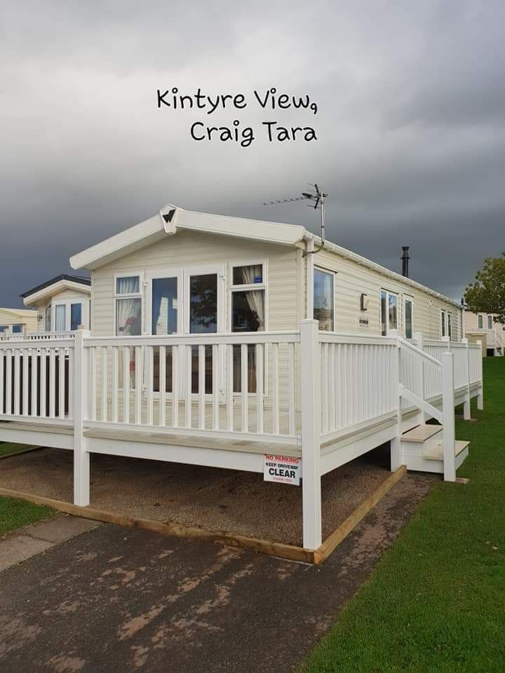 Prestige Caravan to rent at Haven Craig Tara Ayr