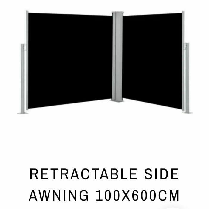 Retractable sides