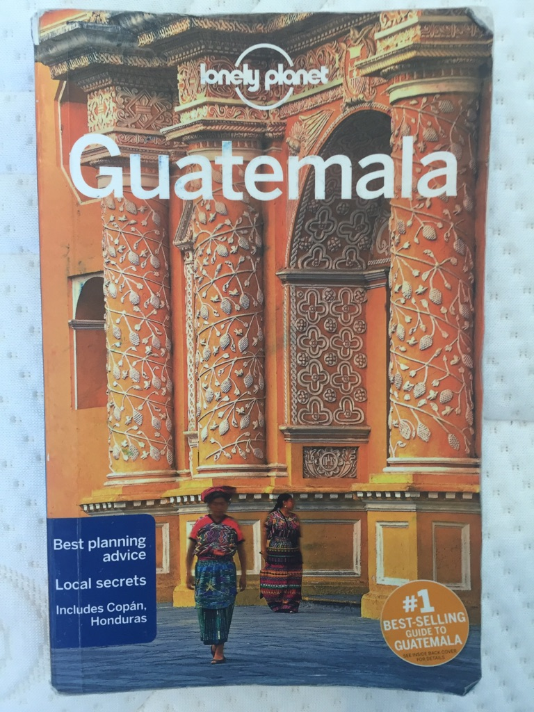 Lonely Planet Guatemala (Travel Guide) 2016