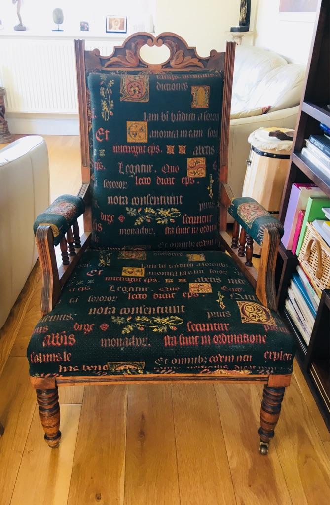 King Edward Chair
