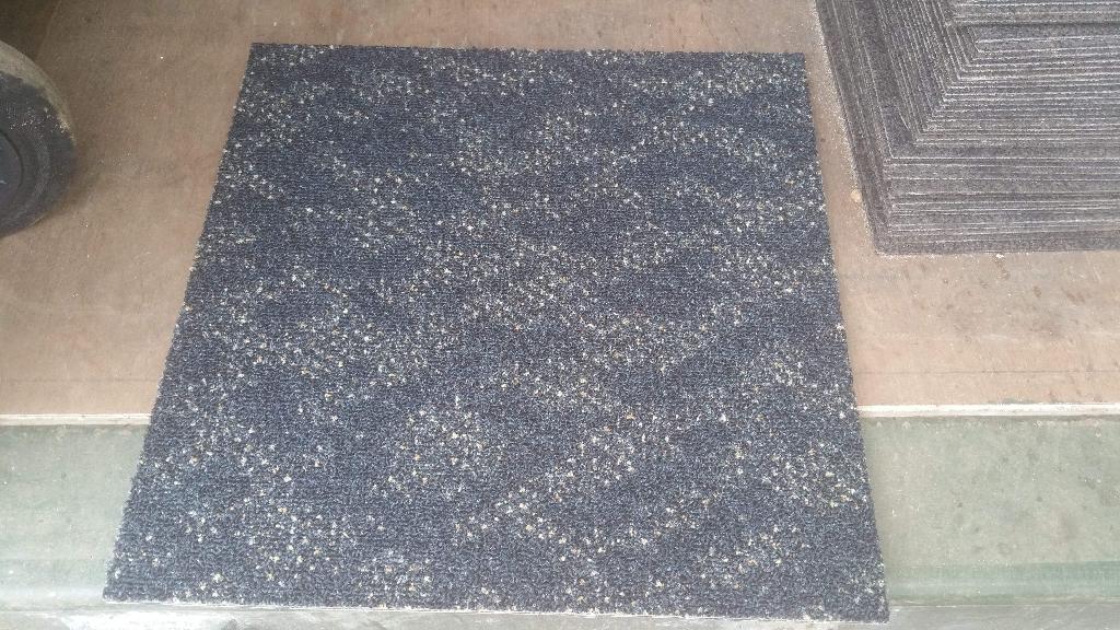 Refurbishing Millikan carpet tiles retail at £7 selling at £1.50 per tile